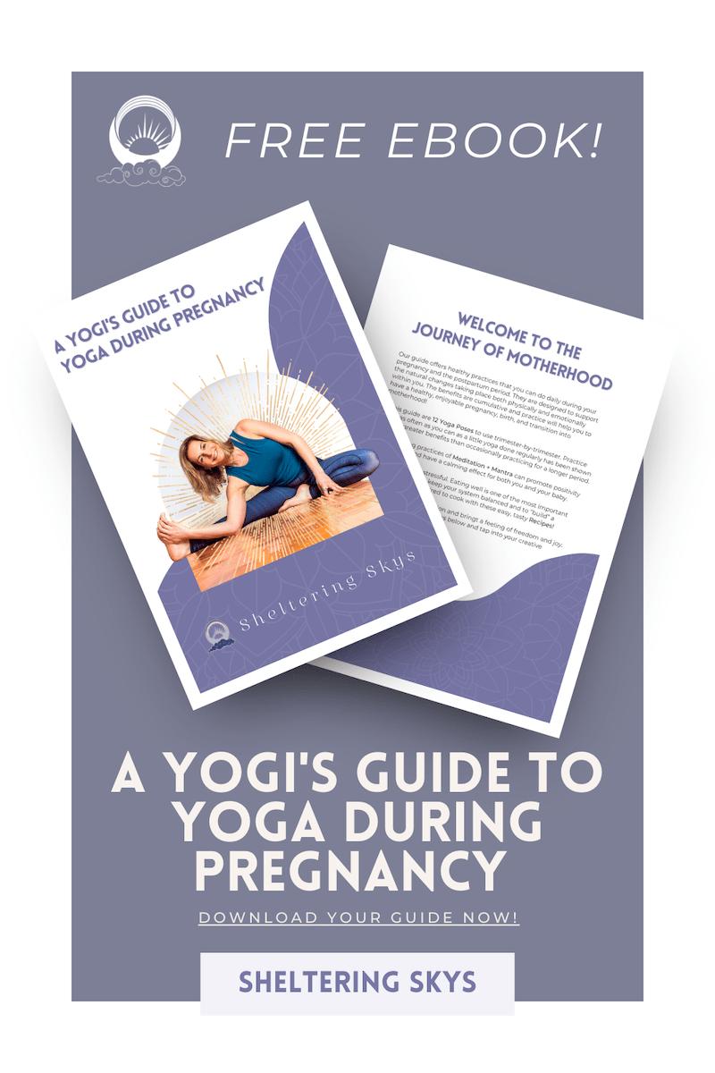 Yogis Guide to Prenatal Yoga